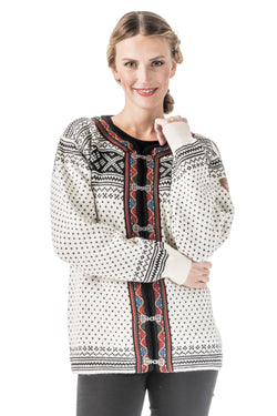 Setesdal Unisex Clasp Cardigan in 2 Colors