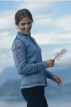 140th Anniversary Zip Cardigan in 2 Colors