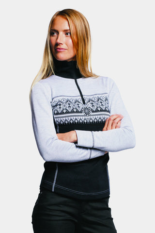 Rondane Zip Neck in 3 Colors