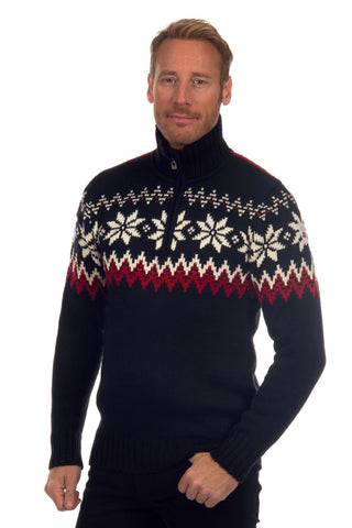 Myking Masculine Sweater in 2 Colors