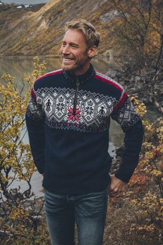Norge Masculine Pullover