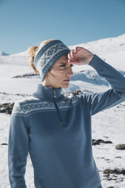 Cortina Merino Feminine Sweater in 2 Colors