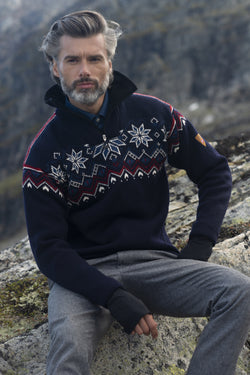 Fongen Weatherproof Sweater in 3 Colors