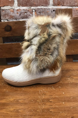 Volpe Short Golden Fox Boot