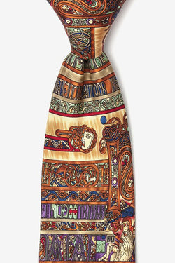 Book of Kells Tie