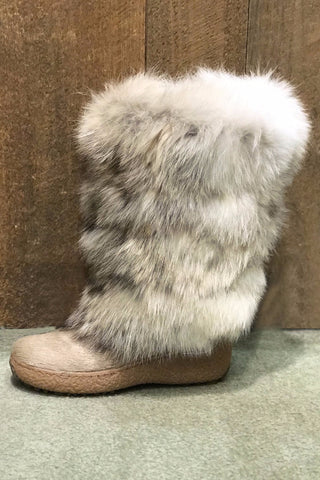 Coyote Fur Boot