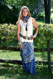 Crazy Horse Sleeveless Top