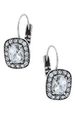 Reina Leverback Earrings in 2 Colors