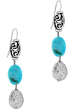 Mediterranean French Wire Earrings
