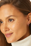 One Love Petite Drop Earrings