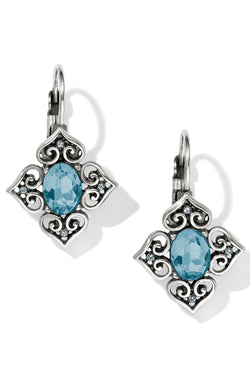 Alcazar Leverback Earrings