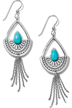 Marrakesh Mesa Tassel French Wire Earrings