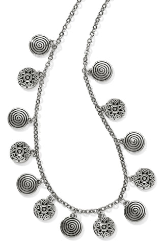 Africa Stories Spiral Necklace