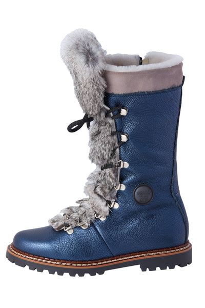 Malix Fur Trimmed Boot