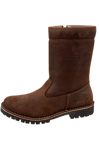 Montana Rough Out Leather Boot