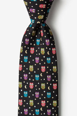 Night Owl Tie