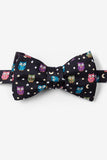 Night Owl Bow Tie