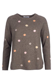 Octo Polka Dot Sweater