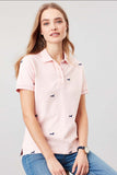 Pippa Horse Polo Shirt