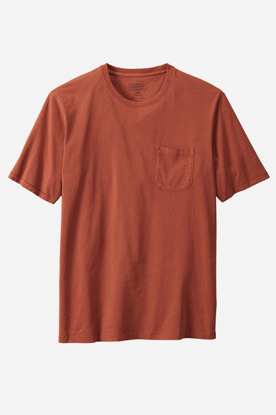 Pima Washed Tee Shirt