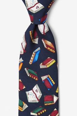Required Reading Tie
