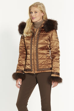Rosa Quilted Jacket