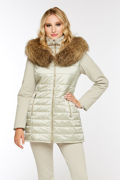 Franca Soft Shell Coat