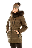Tasha Anorak Coat in 2 Colors