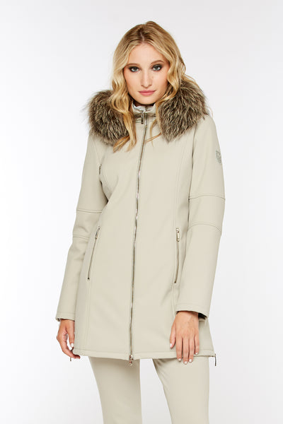 Astrid Stretch Coat in 4 Colors