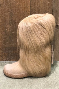Sarah Goat Fur Boot in 3 Colors
