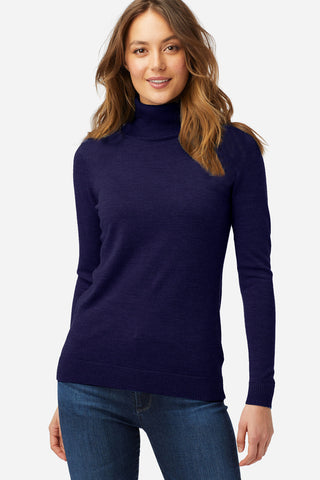 Merino Turtleneck in 4 Colors