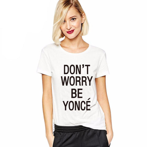 New Fashion Women Beyonce Print