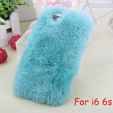 Fluffy Cover for iPhone Models