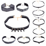 Gothic Choker Collection