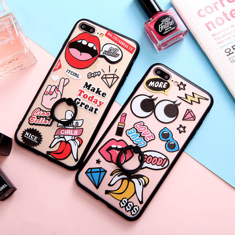 SoCouple Cell Phone Case For iphone