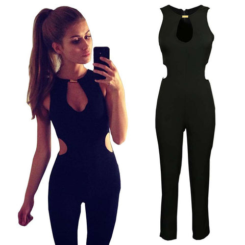 Summer Women Sexy Jumpsuit