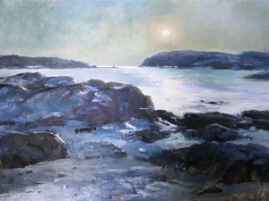 Monhegan Winter
