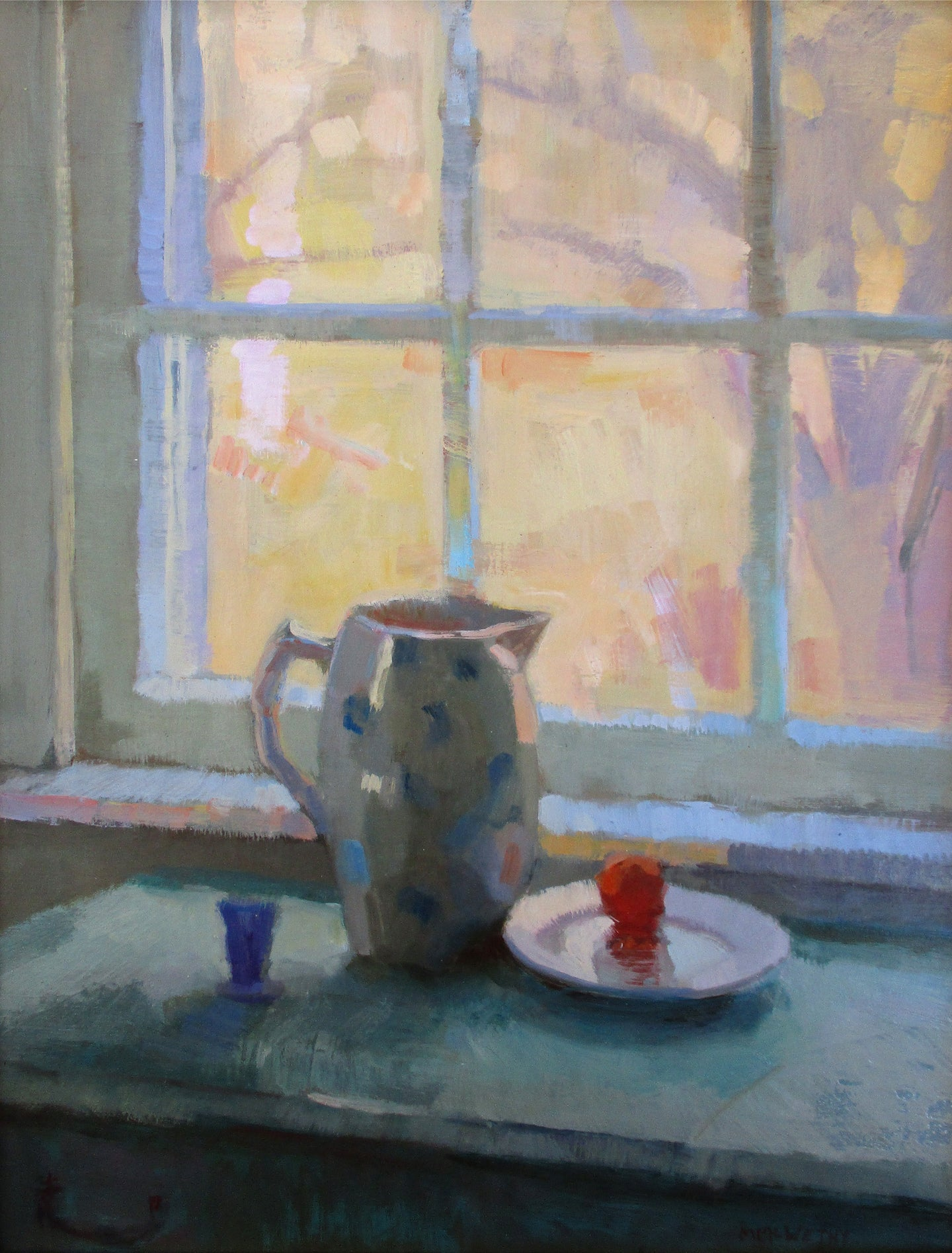 Pitcher in the Window