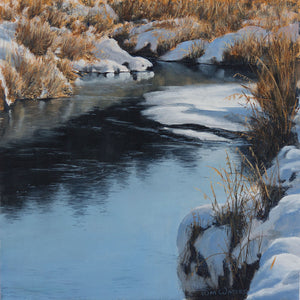 Winter Marsh Study II.