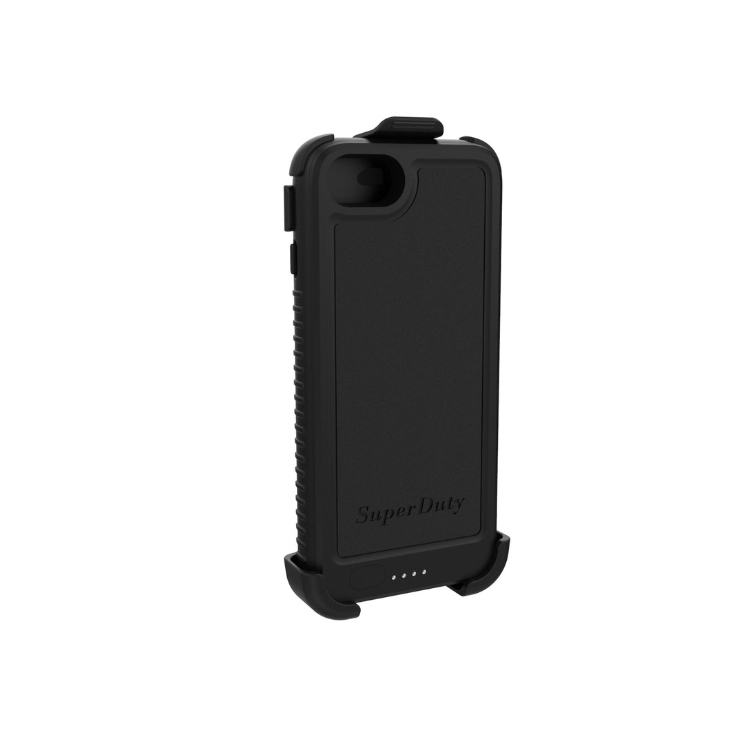 SuperDuty Super Protection Power Case for iPhone 8+/7+/6S+/6+
