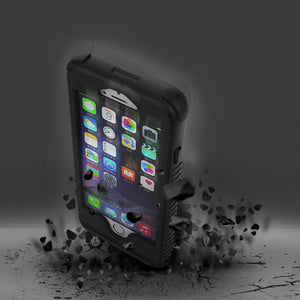 SuperDuty Super Protection Power Case for iPhone 8/7/6S/6 or Plus +