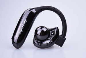 SuperDuty Eclipse HD Bluetooth Headset (Jet Black)