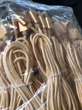 100 -Pack lot Wholesale Fabric 6ft  USB Data Cable for Apple iPhone X/8/7/6/5/SE & Plus