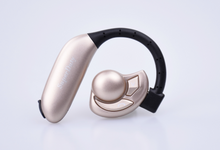 SuperDuty Eclipse HD Bluetooth Headset (Matte Gold)