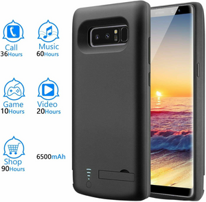 For Samsung Galaxy Note 8 External Battery Bank Charging Power Case