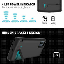 For Samsung Galaxy Note 10/10+ External Battery Bank Charging Power Case