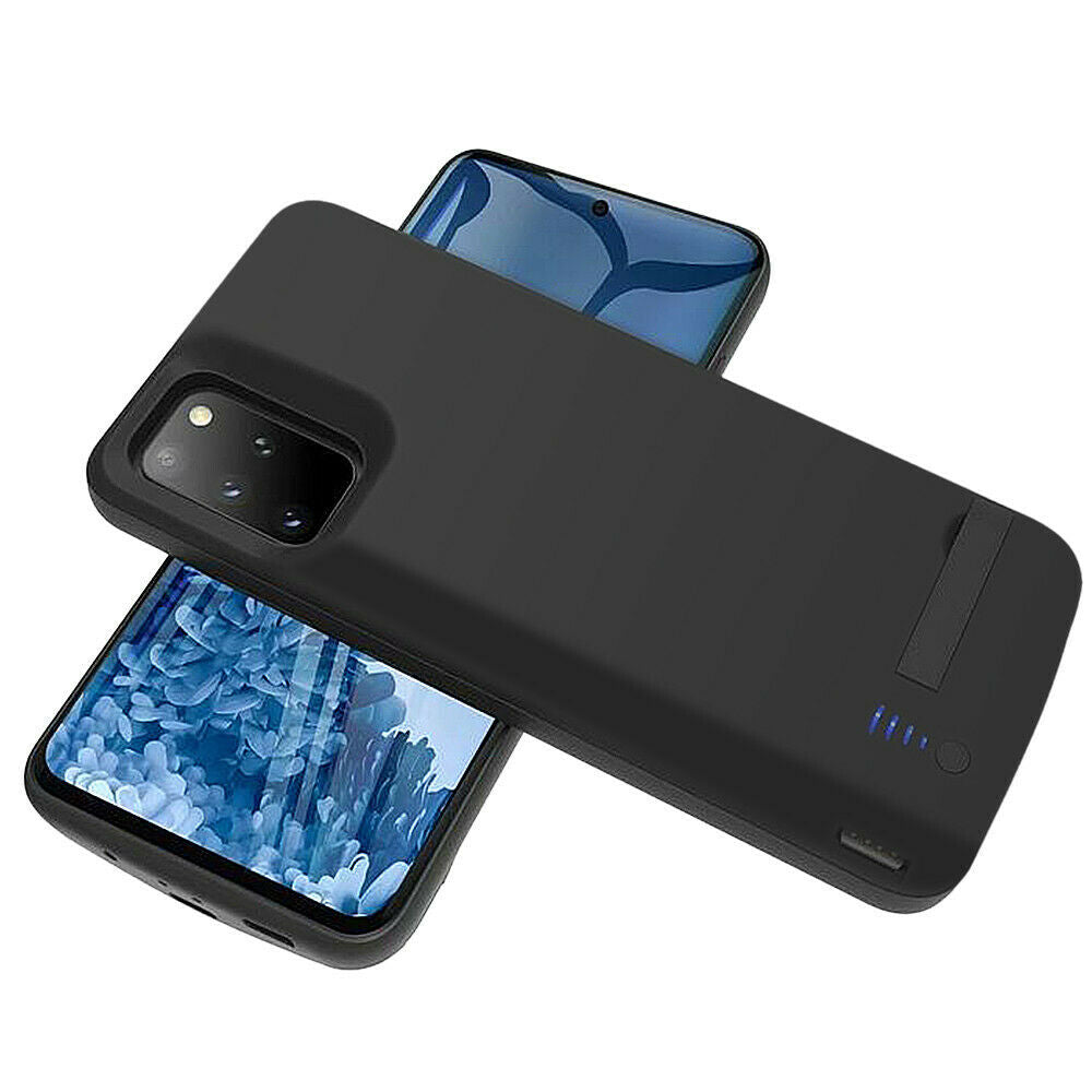 5000mAh Portable Charging Case Extended External Backup Battery ...