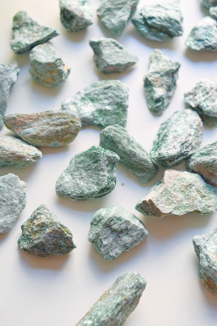 Fuchsite Small Raw