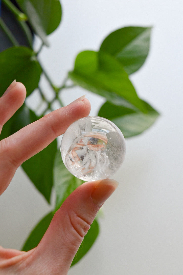 Quartz Sphere - Small