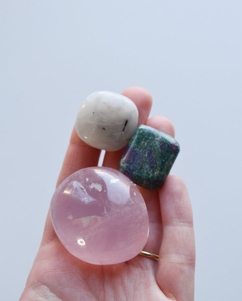 Love & Magic Tumbled Stone Set